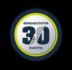 Koskin Rengaspiste Oy Logo